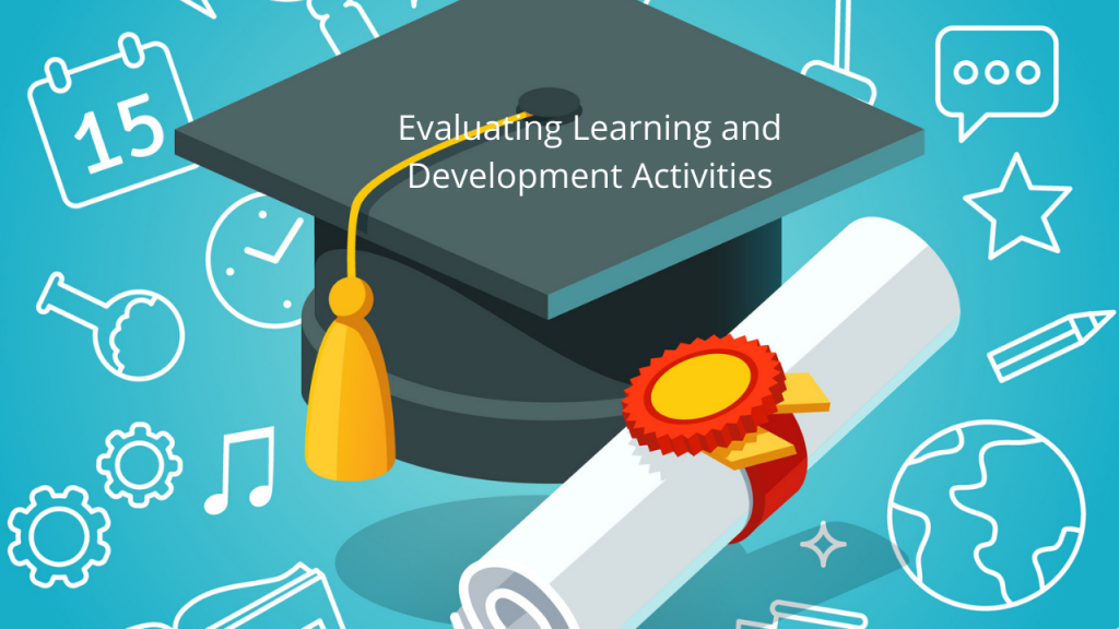 3ELD Evaluating Learning and Development Activities