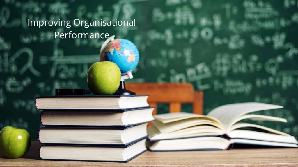 5IVP Improving Organisational Performance