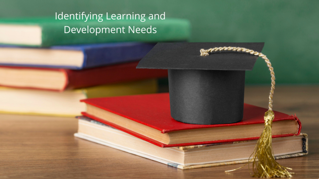 3LDN Identifying Learning and Development Needs